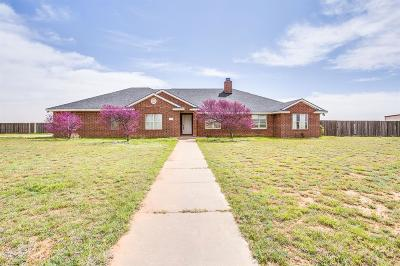 Shallowater Single Family Home Under Contract: 13802 N County Road 1400