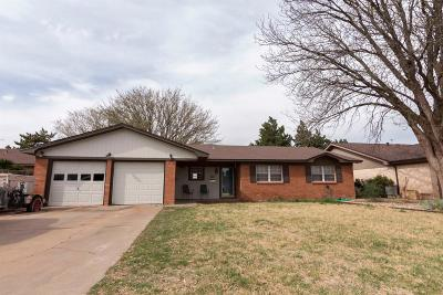 Single Family Home For Sale: 5714 14th Street