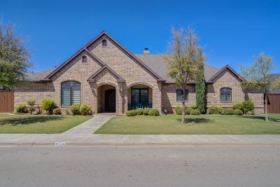 Lubbock Single Family Home For Sale: 4506 101st Street