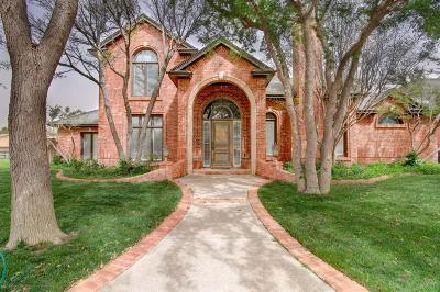 Single Family Home For Sale: 8211 Richmond Avenue