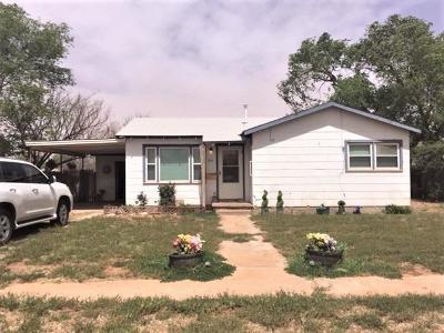 Brownfield, Meadow Single Family Home For Sale: 713 E Magnolia Avenue