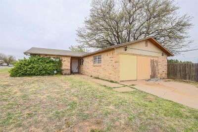Single Family Home Under Contract: 5402 39th Street