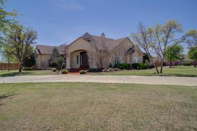 Lubbock Single Family Home For Sale: 5501 County Road 7530