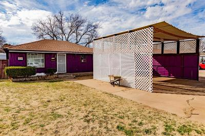 Single Family Home For Sale: 2805 40th Street