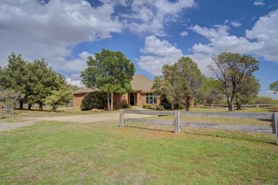 Single Family Home For Sale: 6701 Santa Fe Drive