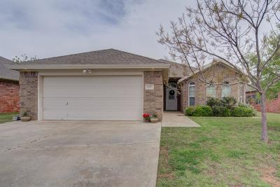 Lubbock Single Family Home For Sale: 10107 Elmwood Avenue