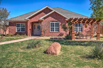 Lubbock Single Family Home Contingent: 5802 93rd Street