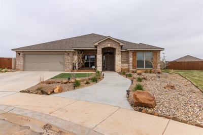 Lubbock TX Single Family Home Contingent: $284,900