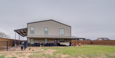 Lubbock TX Single Family Home Contingent: $310,000