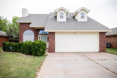 Lubbock Single Family Home For Sale: 1015 Kirby Avenue