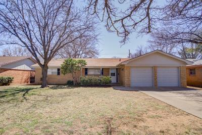 Lubbock Single Family Home For Sale: 3017 66th Street