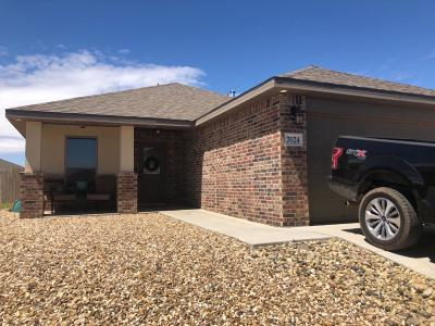 Lubbock Single Family Home For Sale: 7024 35th Street
