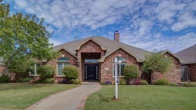 Lubbock Single Family Home For Sale: 6018 84th Street