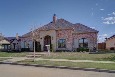 Lubbock Single Family Home For Sale: 4805 116th Street
