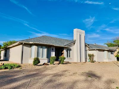 Lubbock Single Family Home For Sale: 4822 96th Street