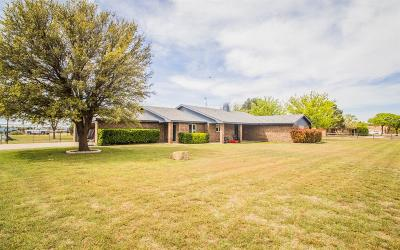 Lubbock Single Family Home For Sale: 2601 County Road 7450