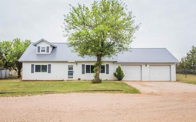 Shallowater Single Family Home Under Contract: 7467 County Road 6150
