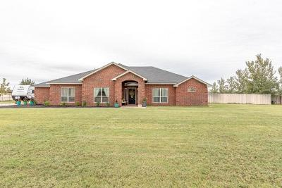 Lubbock Single Family Home For Sale: 3304 County Road 7550
