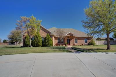 Lubbock Single Family Home For Sale: 6308 County Road 7425