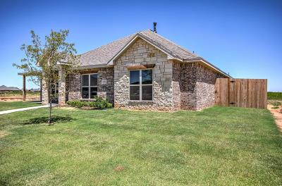 Lubbock Single Family Home For Sale: 6954 102nd