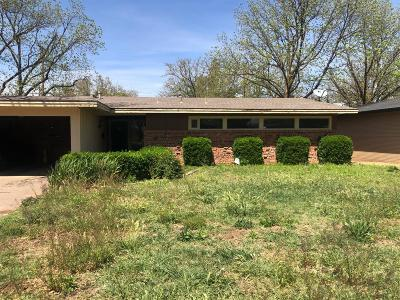 Lubbock Rental For Rent: 3418 48th Street