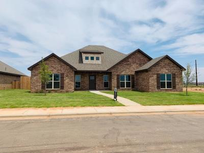 Lubbock Single Family Home For Sale: 6952 103rd