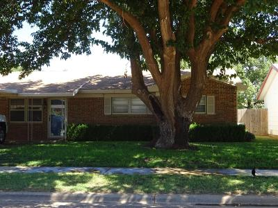 Wolfforth Rental For Rent: 704 6th Street