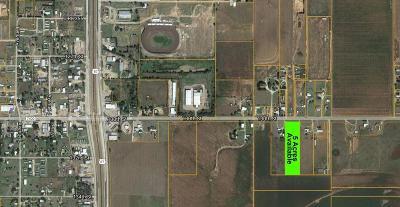 Lubbock Commercial Lots & Land For Sale: Farm Road 1585