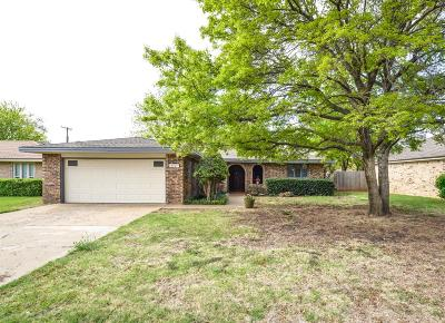 Single Family Home For Sale: 5015 57th Street