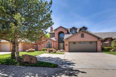 Lubbock Garden Home Under Contract: 9600 Quaker Avenue