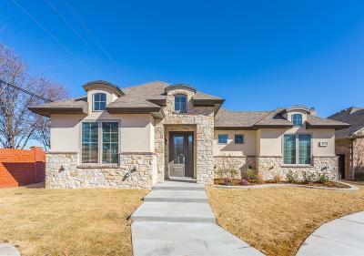 Lubbock Garden Home For Sale: 401 Topeka Avenue