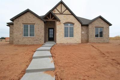 Lubbock Single Family Home For Sale: 6949 102nd Street