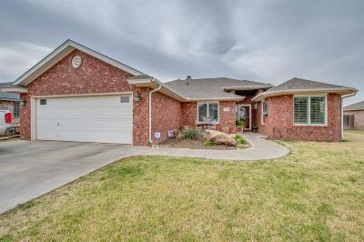 Lubbock Single Family Home For Sale: 2510 Loyola Street