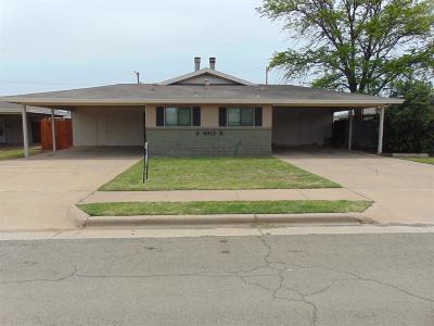 Lubbock Rental For Rent: 6913 Fremont Avenue