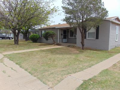 Lubbock Rental For Rent: 3413 Quaker Avenue