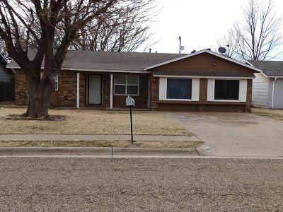 Lubbock Rental For Rent: 5315 24th