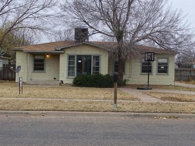 Lubbock Rental For Rent: 4122 Chicago Avenue