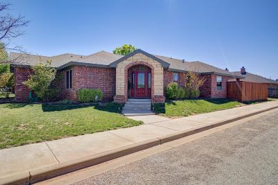 Lubbock TX Single Family Home For Sale: $219,000