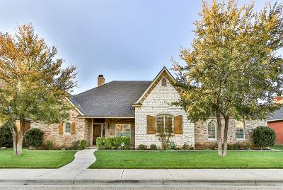Lubbock Single Family Home For Sale: 4005 103rd Street