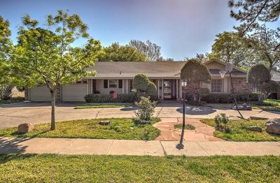 Lubbock Single Family Home For Sale: 3506 63rd Drive