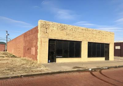 Lubbock Commercial For Sale: 2228 Buddy Holly Avenue