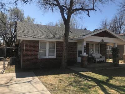 Lubbock Rental For Rent: 2117 15th Street