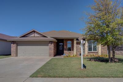 Lubbock TX Single Family Home For Sale: $234,900
