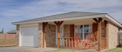 Lubbock TX Single Family Home For Sale: $109,999