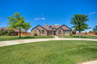 Lubbock Single Family Home Under Contract: 5404 County Road 7520