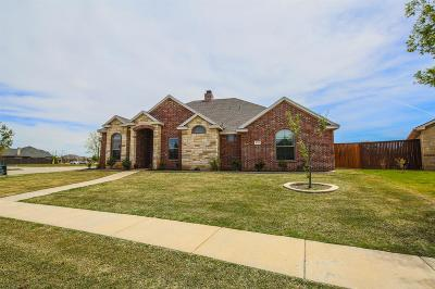 Lubbock TX Single Family Home Under Contract: $399,900