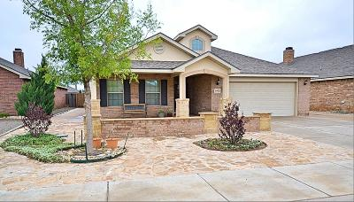 Lubbock Single Family Home For Sale: 6912 91st Street