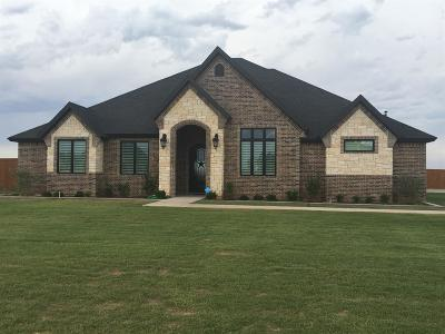 Lubbock TX Single Family Home Under Contract: $525,000