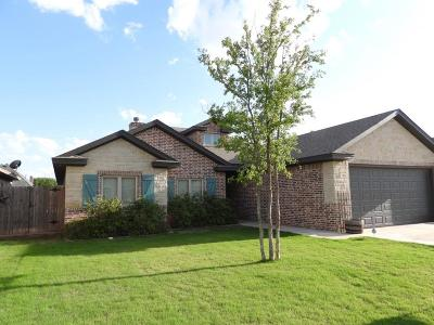 Shallowater Single Family Home Under Contract: 1122 17th Street