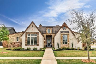 Lubbock Single Family Home For Sale: 6329 88th Street